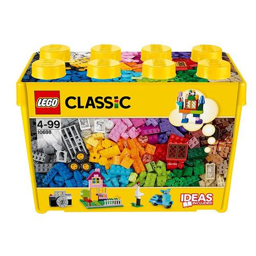 LEGO 10698 SCATOLA MATTONCINI CREATIVI GRANDE CLASSIC