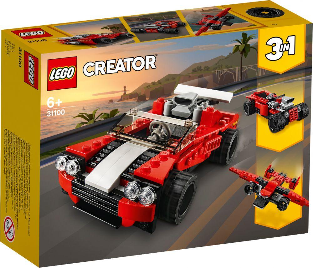 LEGO 31100 AUTO SPORTIVA CREATOR