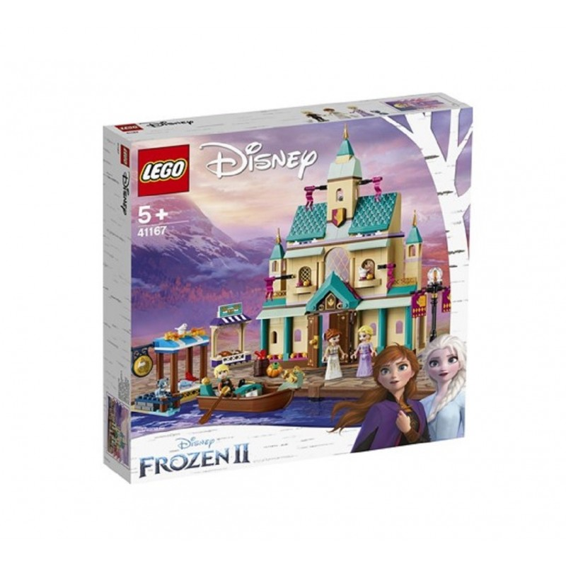 LEGO 41167 IL VILLAGGIO DEL CASTELLO DI ARENDELLE DISNEY