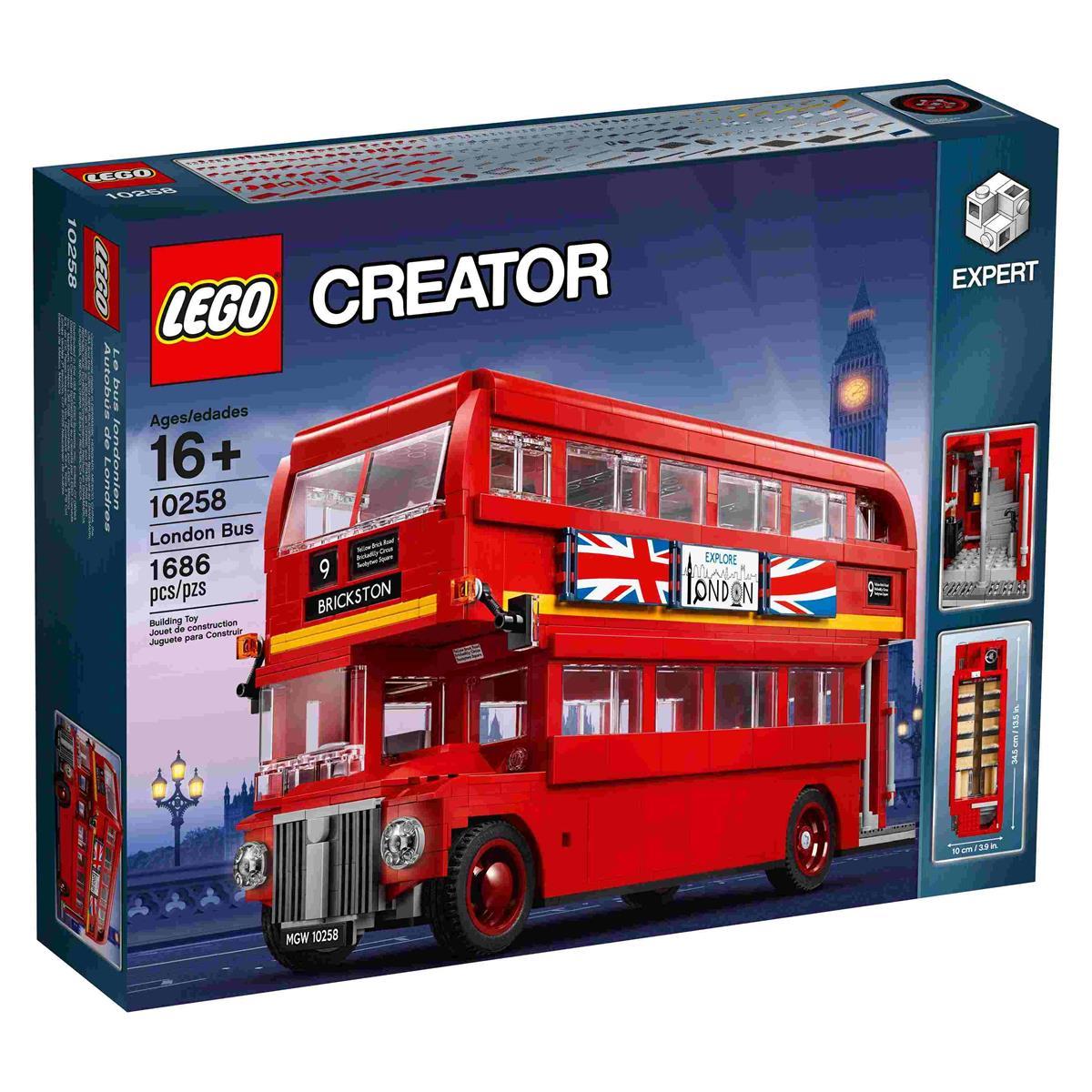LEGO 10258 LONDON BUS CREATOR