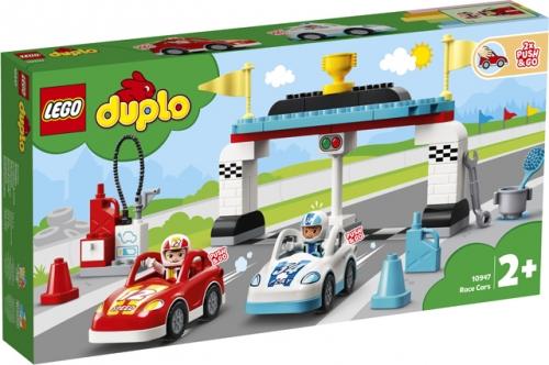 LEGO 10947 AUTO DA CORSA DUPLO