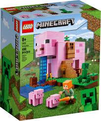 LEGO 21170 LA PIG HOUSE MINECRAFT