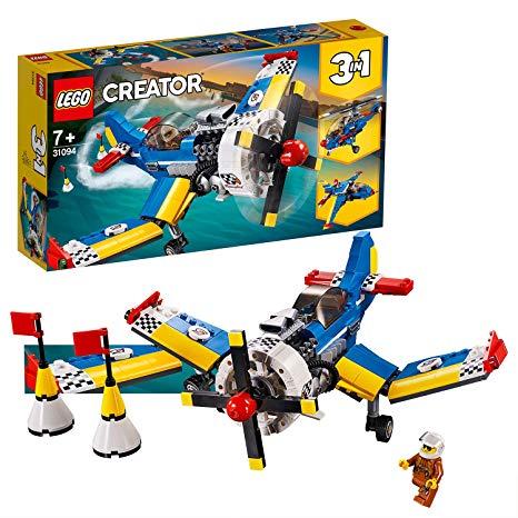 LEGO 31094 AEREO DA CORSA CREATOR