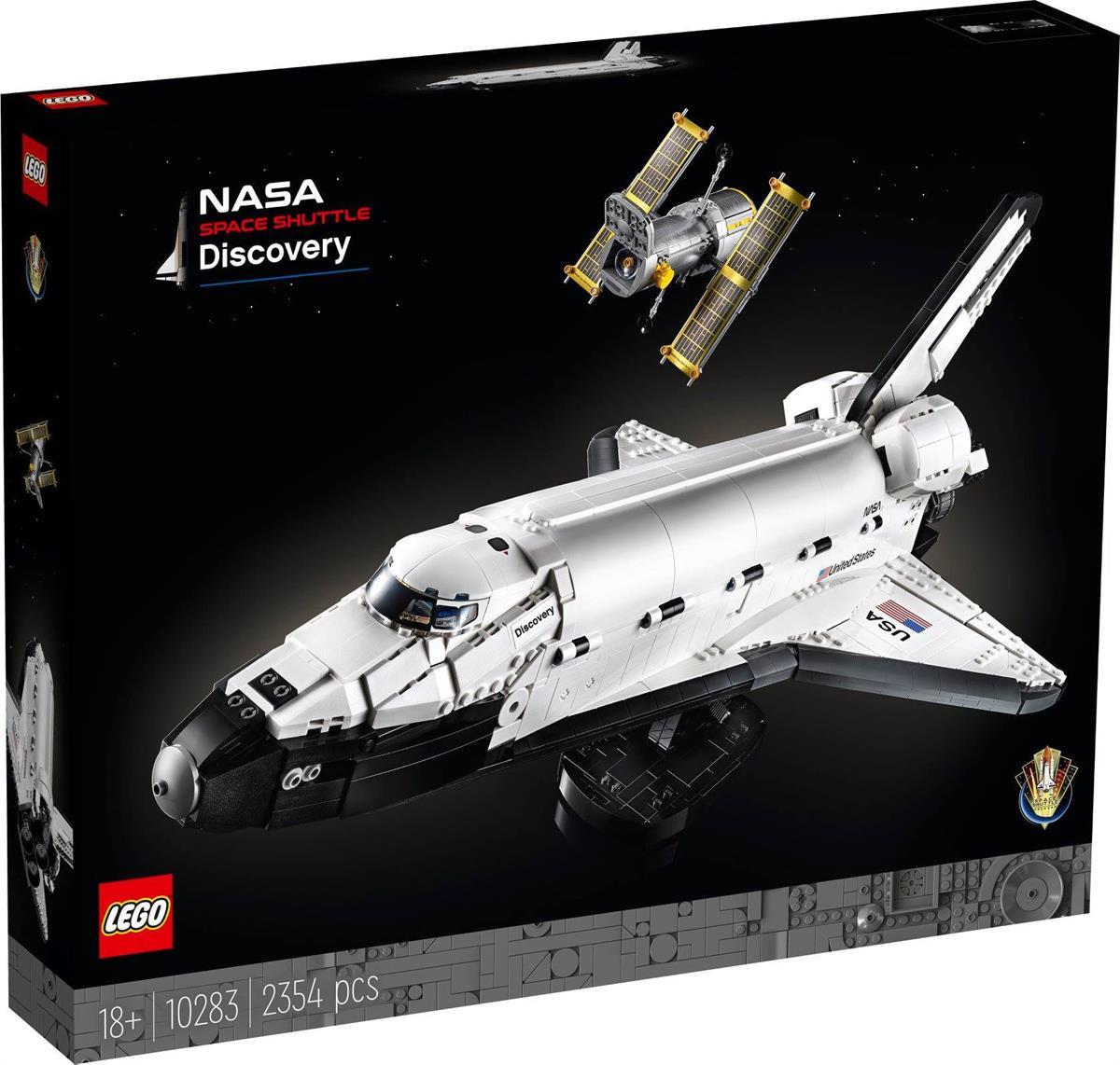 LEGO 10283 NASA SPACE SHUTTLE DISCOVERY CREATOR