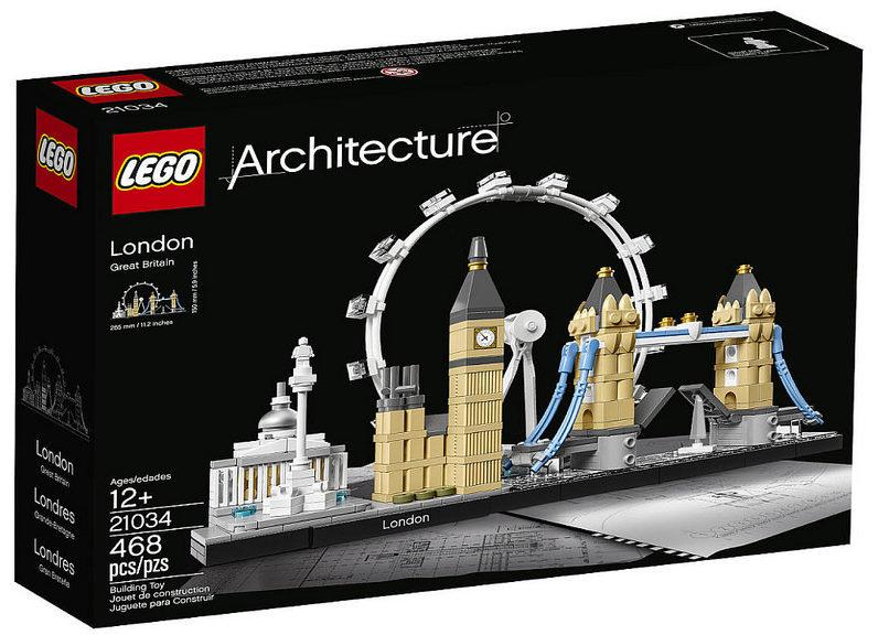 LEGO 21034 LONDRA ARCHITECTURE