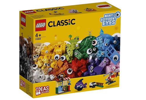 LEGO 11003 MATTONCINI E OCCHI CLASSIC