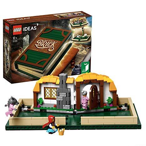 LEGO 21315 LIBRO POP UP IDEAS