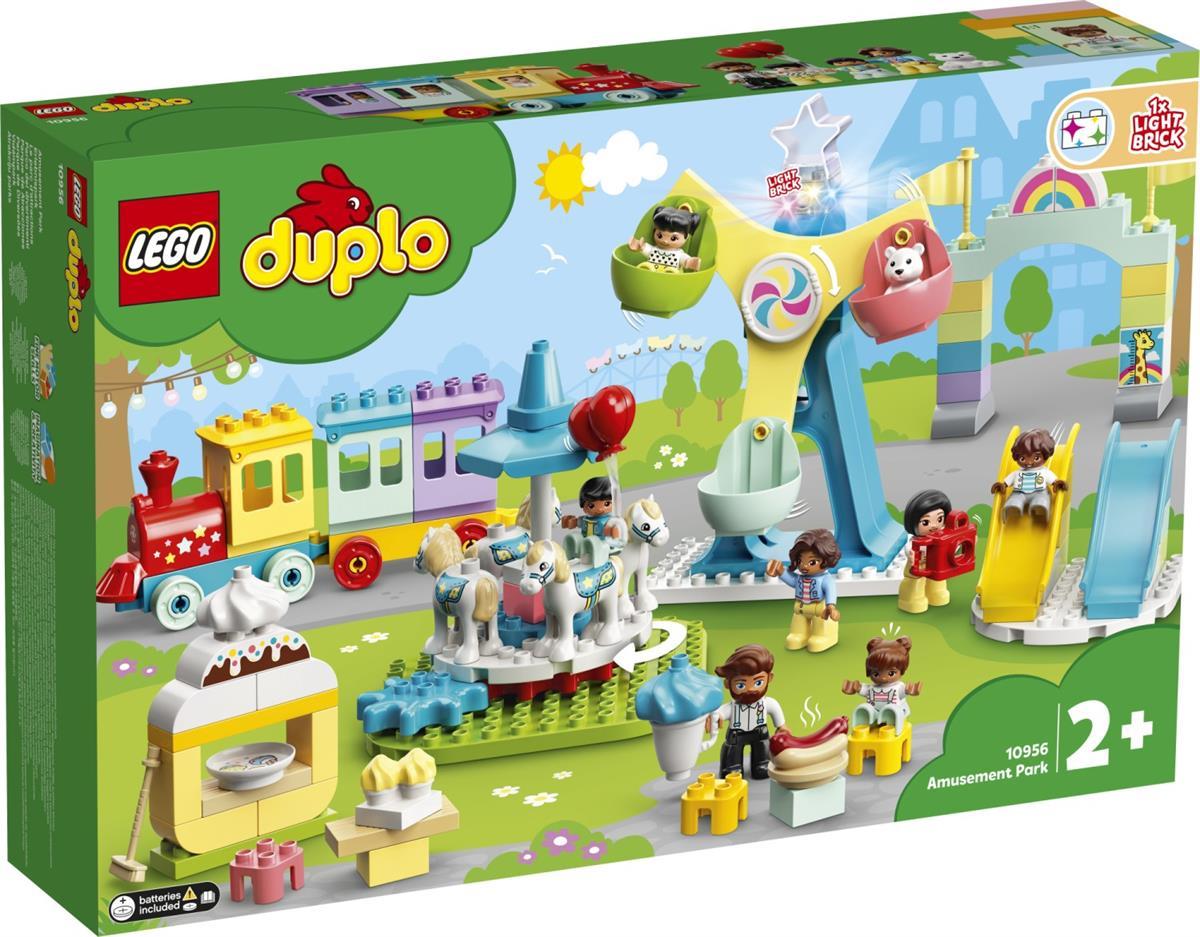 LEGO 10956 PARCO DEI DIVERTIMENTI DUPLO