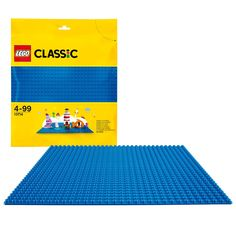 LEGO 10714 BASE BLU CLASSIC