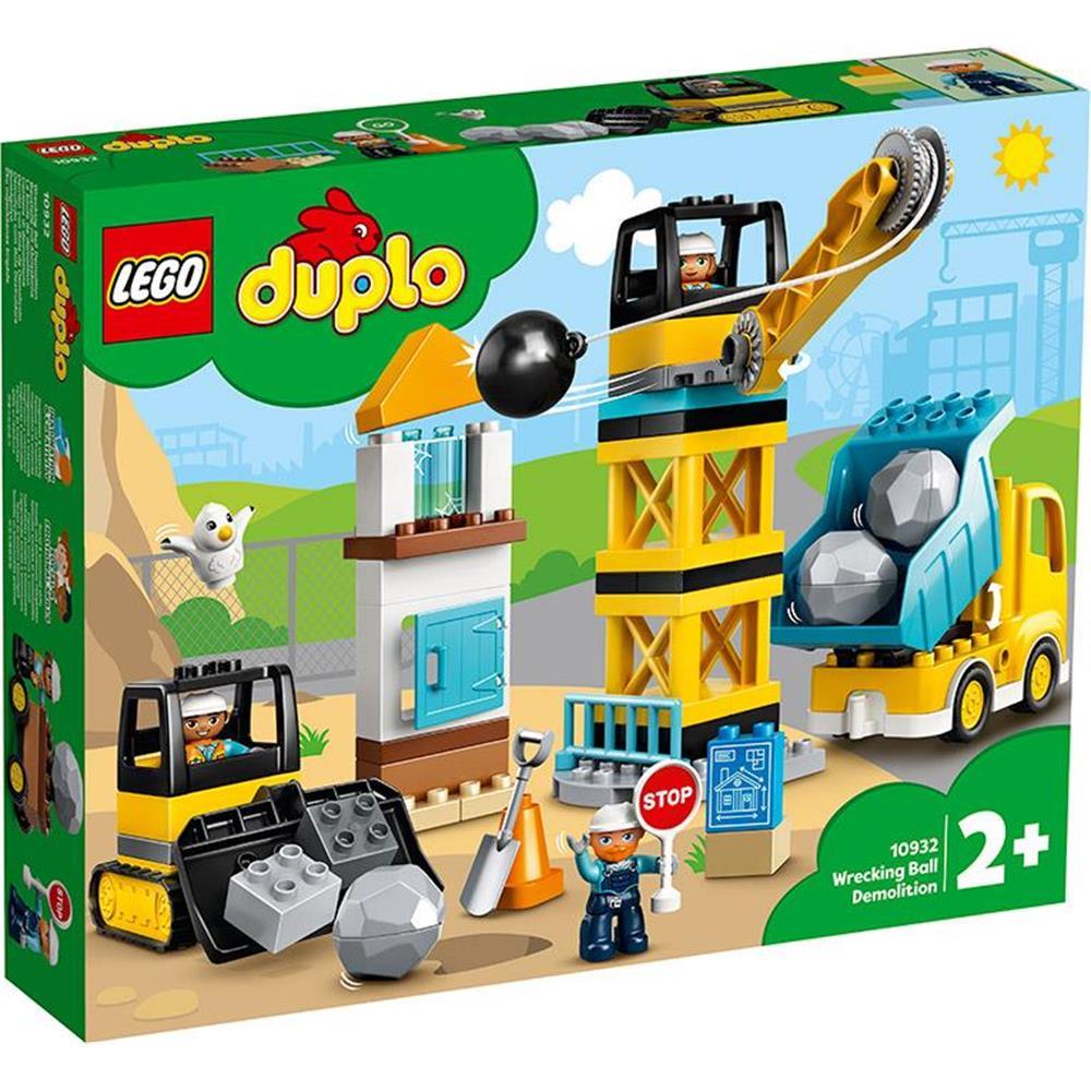 LEGO 10932 CANTIERE DI DEMOLIZIONE DUPLO