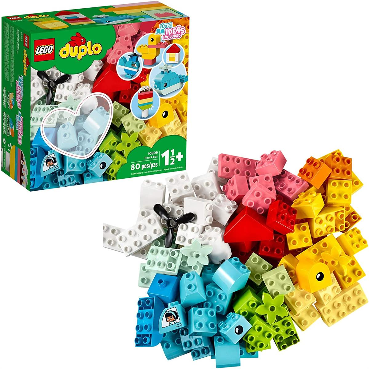 LEGO 10909 SCATOLA CUORE