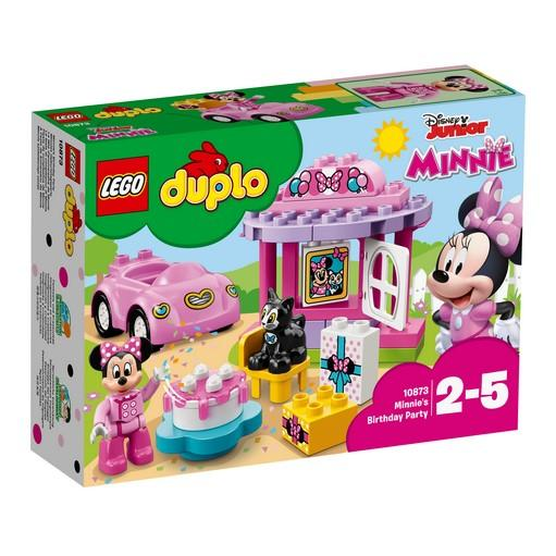 LEGO 10873 LA FESTA DI COMPLEANNO DI MINNIE DUPLO