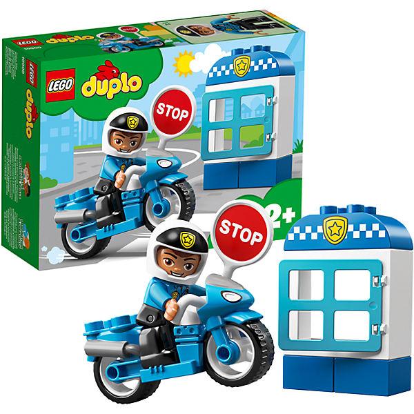 LEGO 10900 MOTO DELLA POLIZIA DUPLO