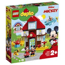 LEGO 10889 LA CASA DELLE VACANZE DI TOPOLINO DUPLO