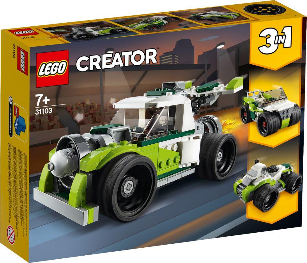 LEGO 31103 RAZZO BOLIDE CREATOR
