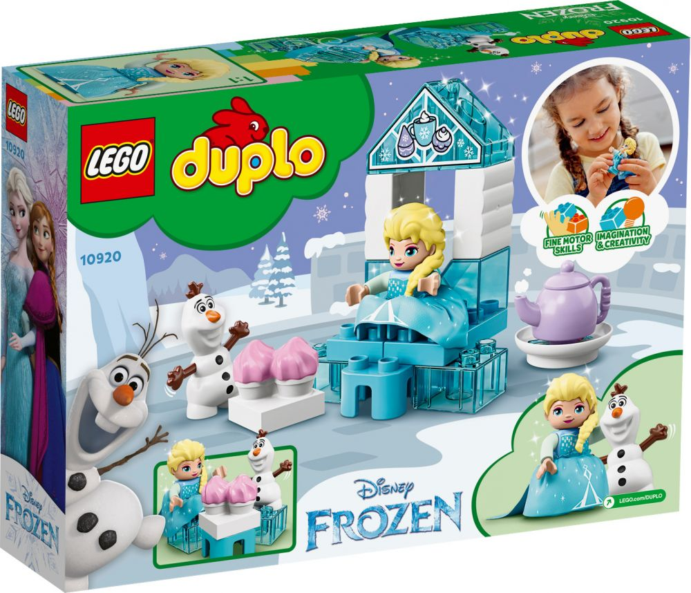 LEGO 10920 IL TEA PARTY DI ELSA E OLAG DUPLO