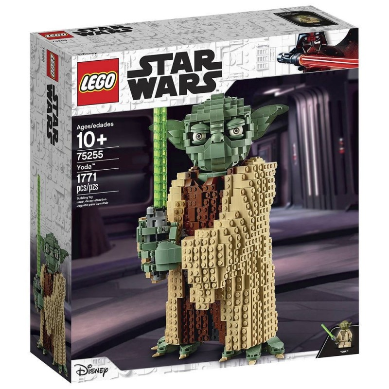 LEGO 75255 YODA STAR WARS