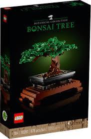 LEGO 10281 ALBERO BONSAI CREATOR