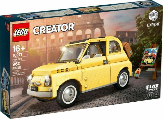 LEGO 10271 FIAT 500 CREATOR