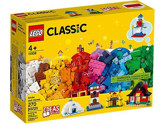 LEGO 11008 MATTONCINI E CASE CLASSIC