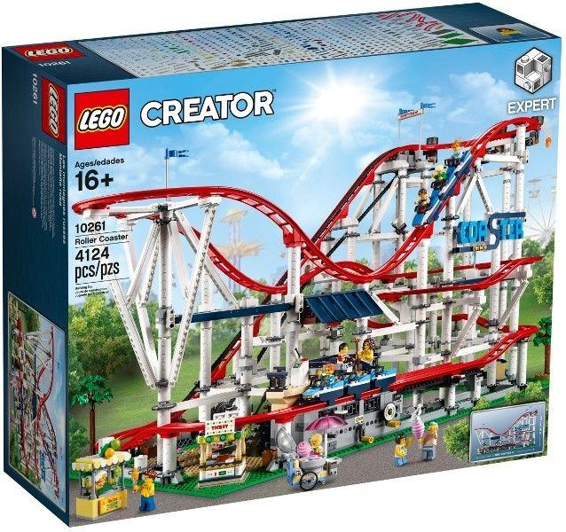 LEGO 10261 MONTAGNE RUSSE CREATOR