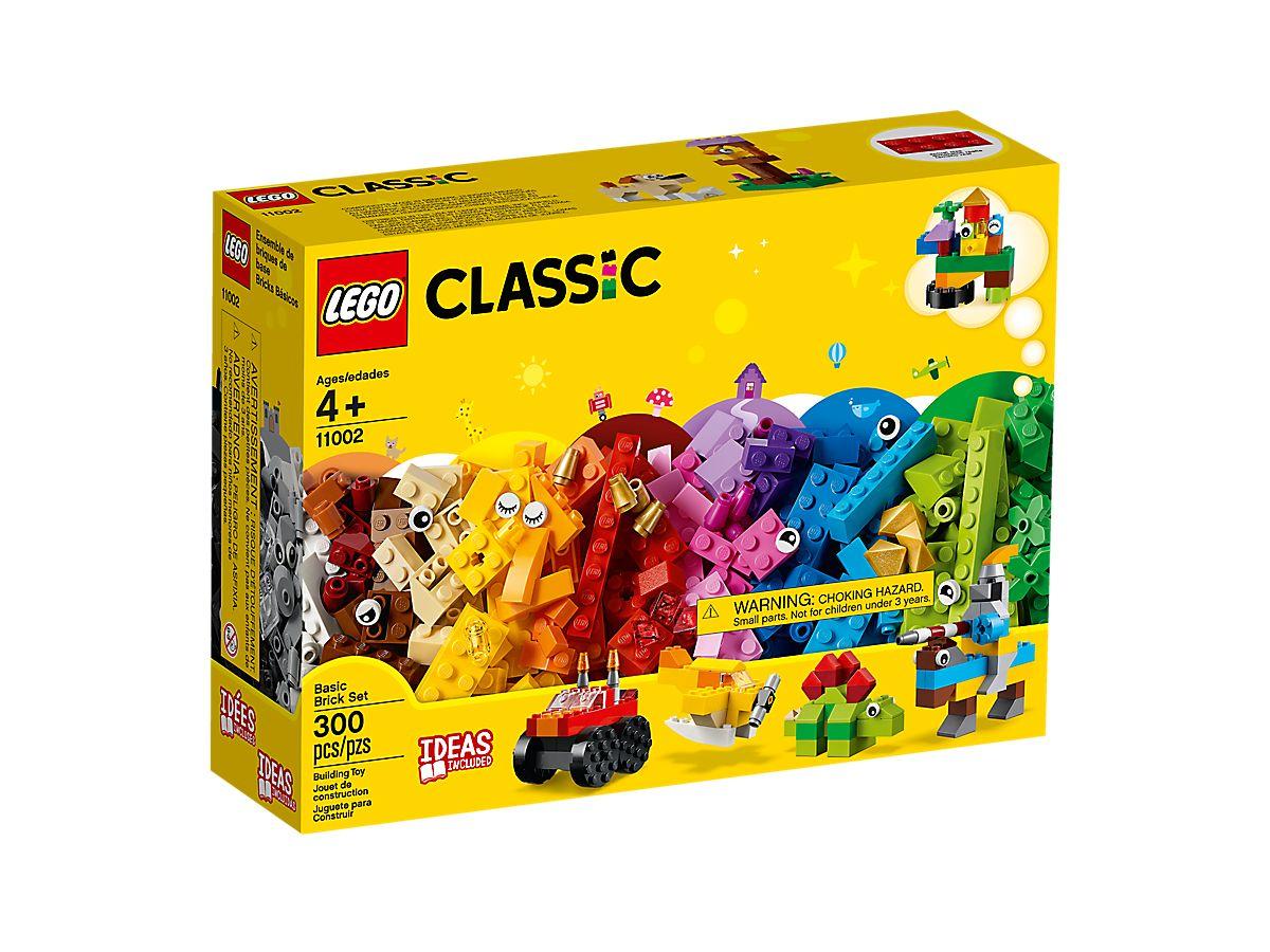 LEGO 11002 SET DI MATTONCINI DI BASE CLASSIC