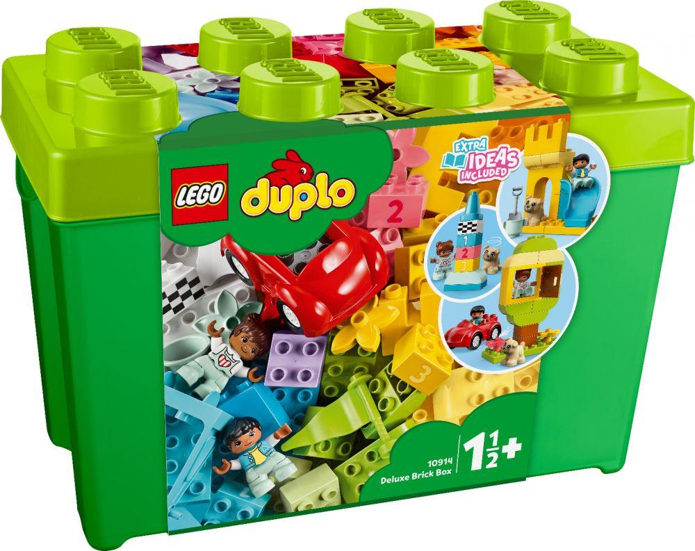 LEGO 10914 CONTENITORE DI MATTONCINI GRANDE DUPLO