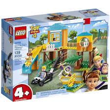 LEGO 10768 AVVENTURA AL PARCO GIOCHI DI BUZZ E BO PEEP TOY STORY