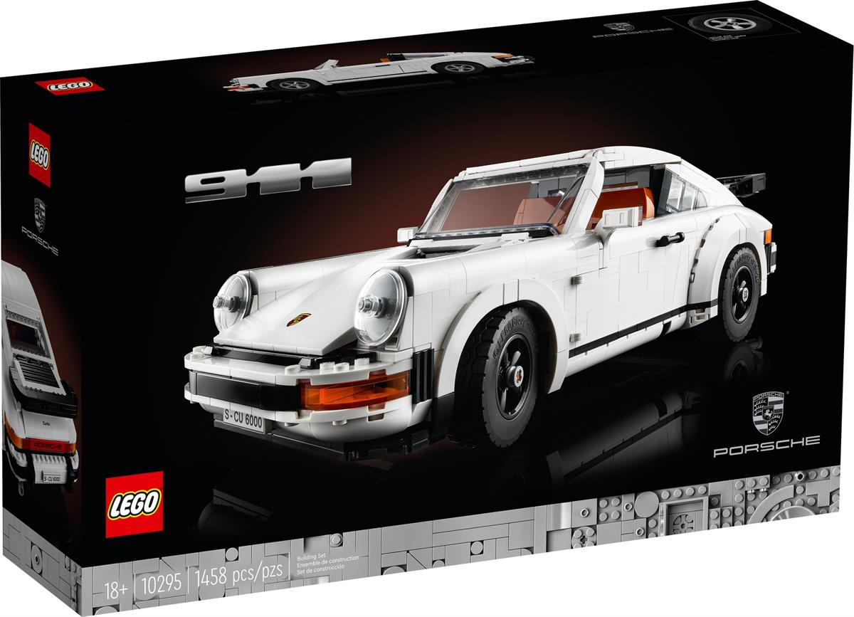LEGO 10295 PORSHCE 911 CREATOR