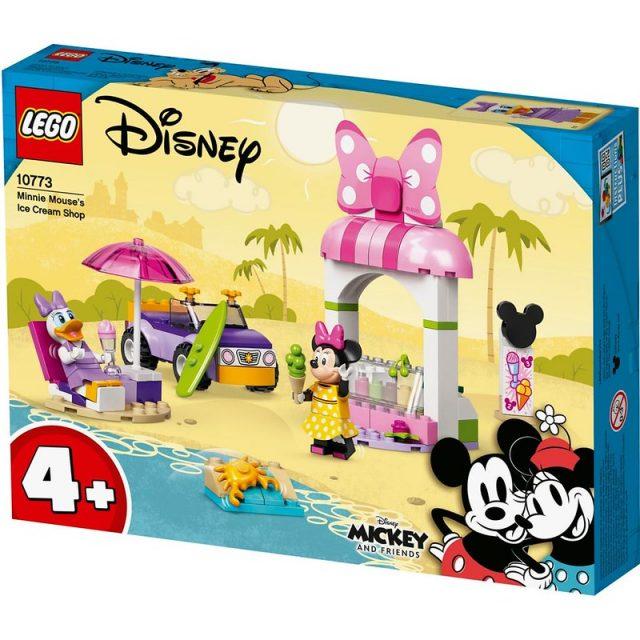 LEGO 10773 LA GELATERIA DI MINNIE DISNEY