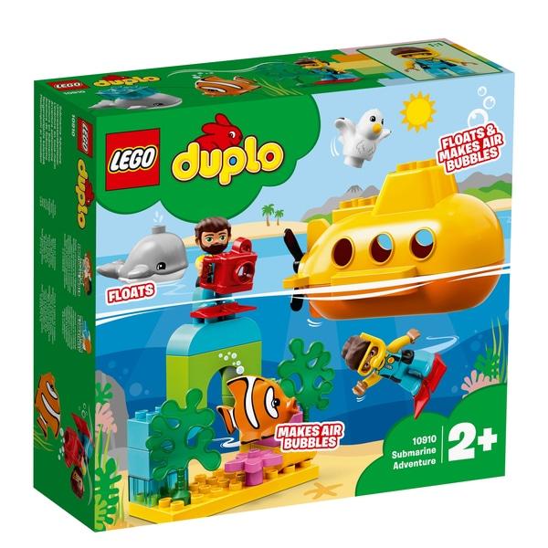 LEGO 10910 AVVENTURA SOTTOMARINA DUPLO