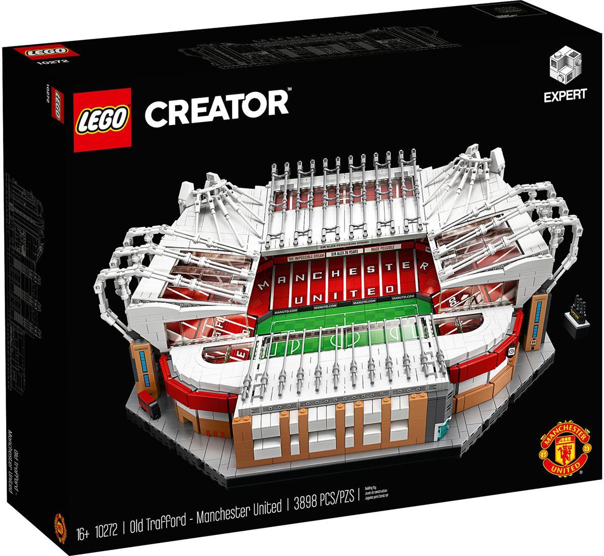 LEGO 10272 OLD TRAFFORD - MANCHESTER UNITED CREATOR