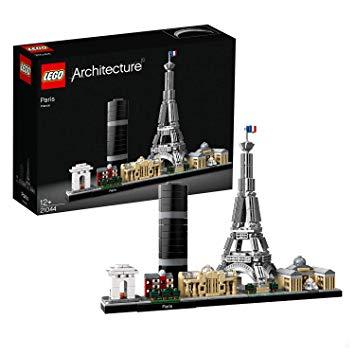 LEGO 21044 PARIGI ARCHITECTURE