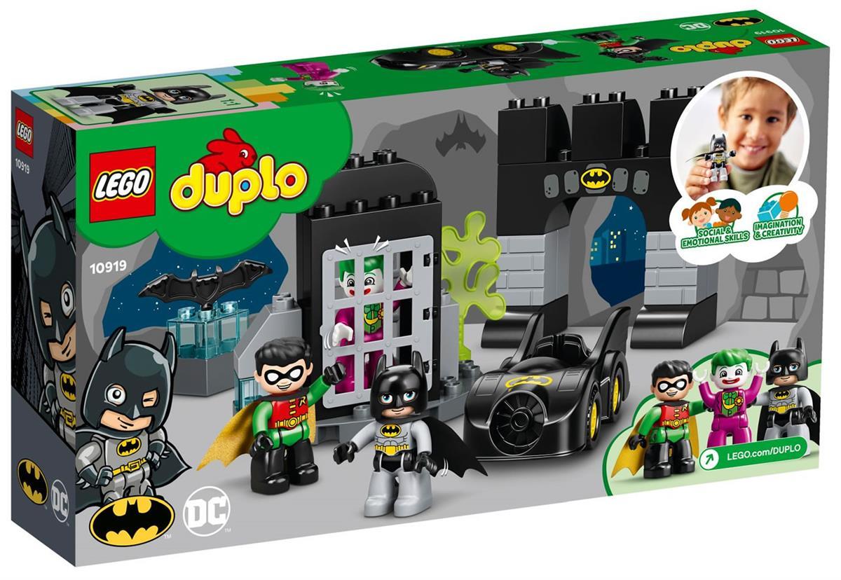 LEGO 10919 BATCAVERNA DUPLO
