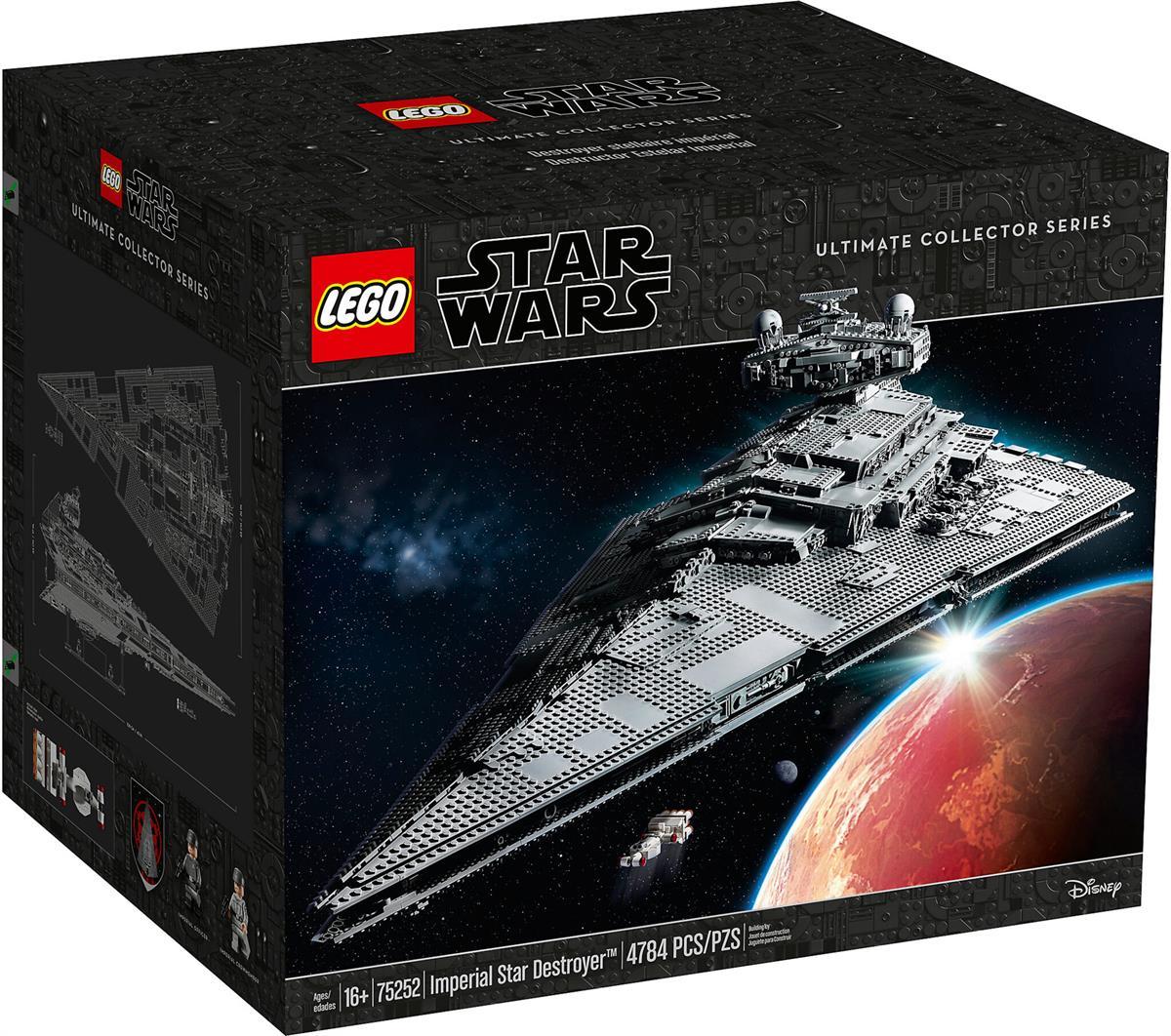 LEGO 75252 IMPERIAL STAR DESTROYER STAR WARS