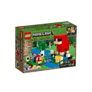 LEGO 21153 LA FATTORIA DELLA LANA MINECRAFT