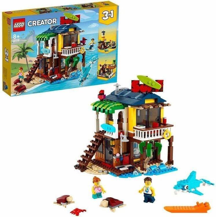 LEGO 31118 SUPER BEACH HOUSE CREATOR