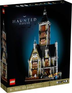 LEGO 10273 LA CASA STREGATA CREATOR