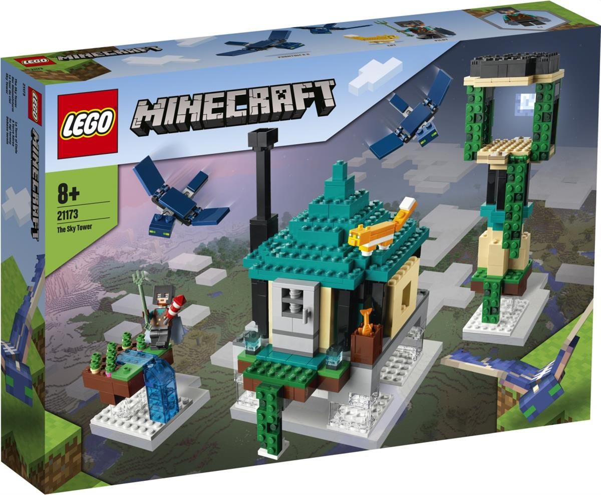 LEGO 21173 SKY TOWER MINECRAFT