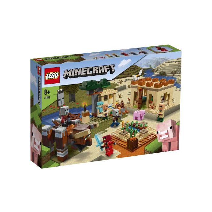 LEGO 21160 L'INCURSIONE DELLA BESTIA MINECRAFT