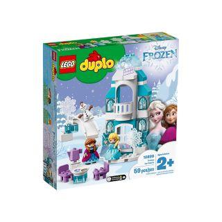 LEGO 10899 IL CASTELLO DI GHIACCIO DI FROZEN DUPLO