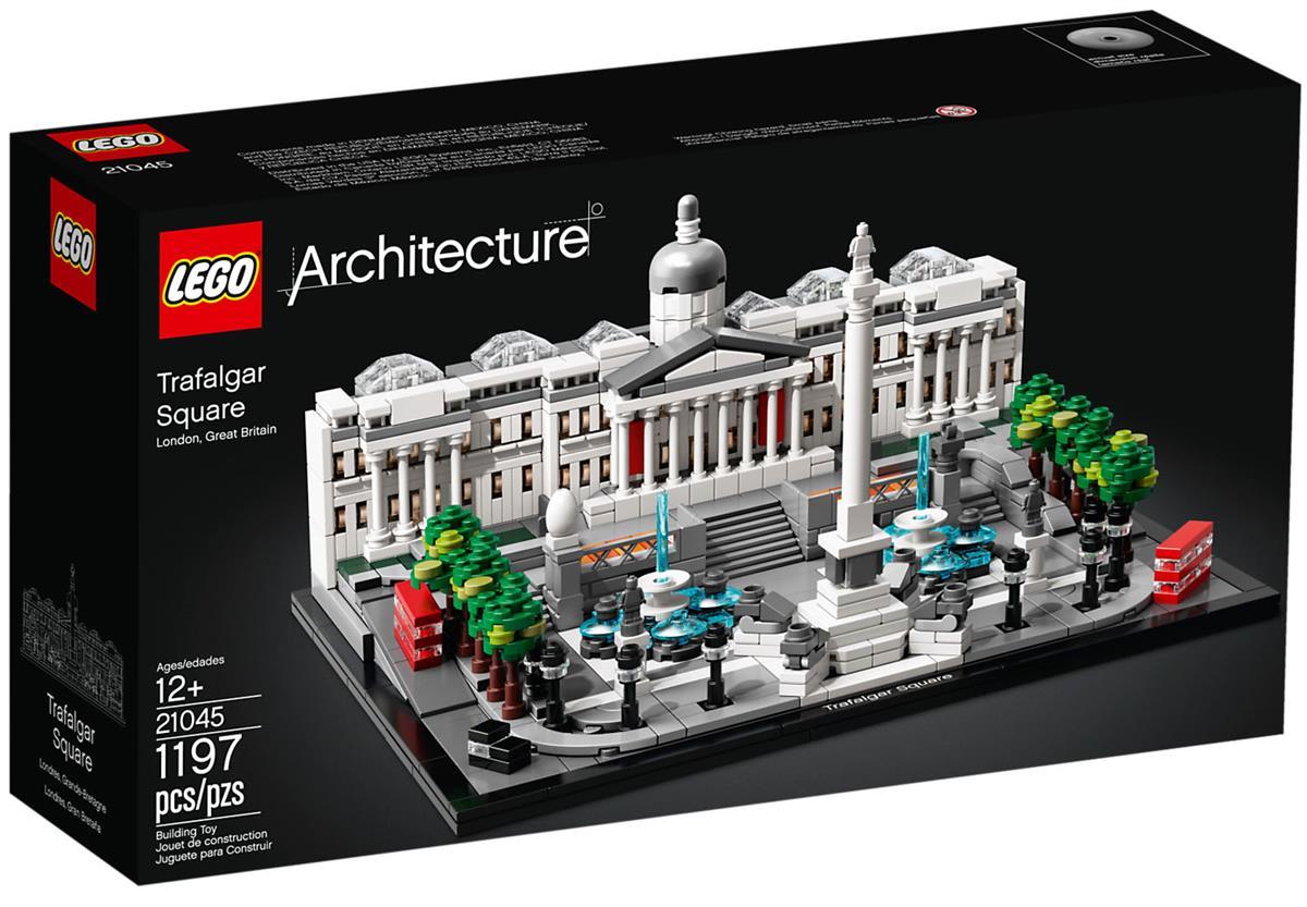 LEGO 21045 TRAFALGAR SQUARE ARCHITECTURE