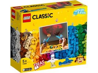 LEGO 11009 MATTONCINI E LUCI CLASSIC