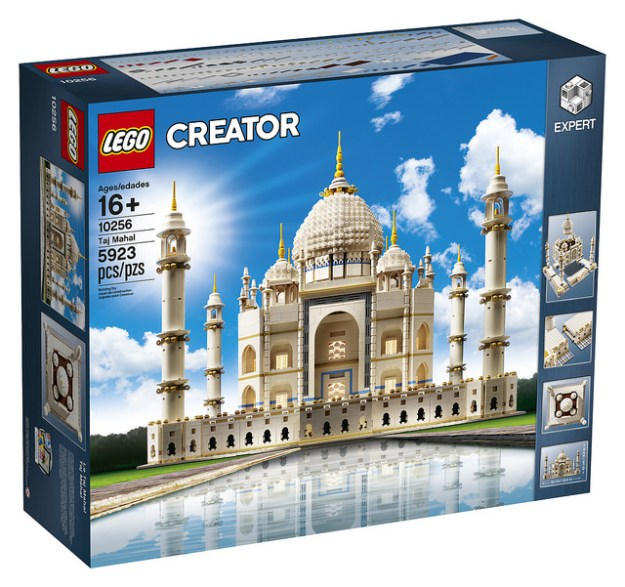 LEGO 10256 TAJ MAHAL CREATOR