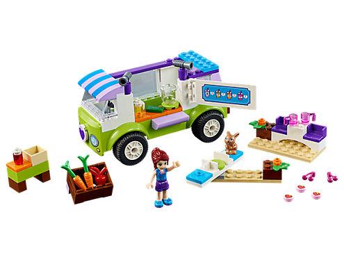 LEGO 10749 IL MERCATO BIOLOGICO DI MIA JUNIORS