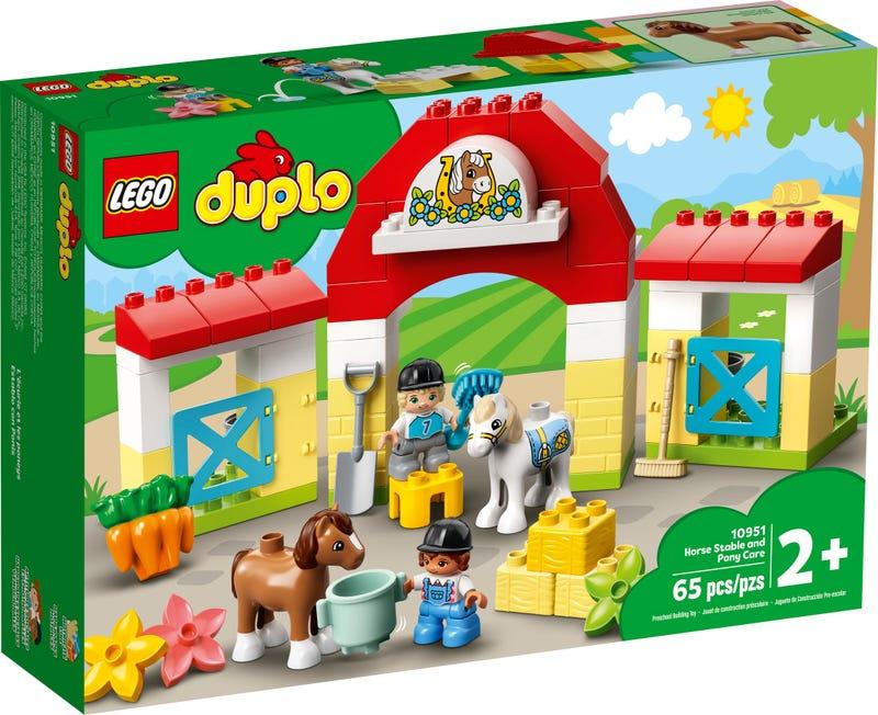 LEGO 10951 MANEGGIO DUPLO