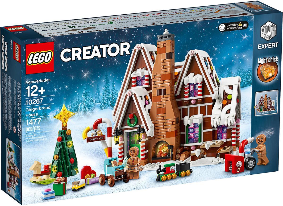 LEGO 10267 CASA DI PAN DI ZENZERO CREATOR