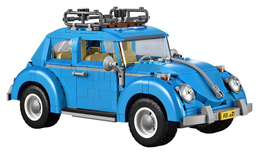 LEGO 10252 MAGGIOLINO VOLKSWAGEN CREATOR SPECIALIST