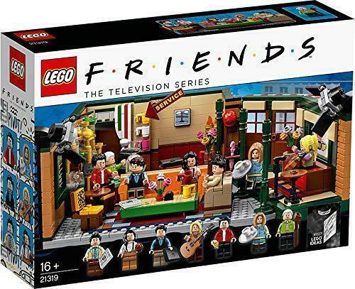 LEGO 21319 CENTRAL PERK IDEAS
