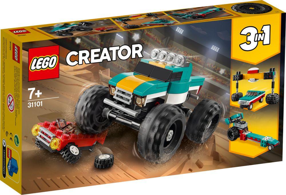 LEGO 31101 MONSTER TRUCK CREATOR